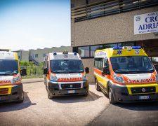 ambulanza emergenze rimini riccione misano cattolica gabicce pesaro fano morciano san clemente santarcangelo coriano verucchio croce adriatica misano