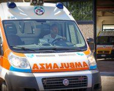 ambulanza gabicce mare
