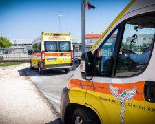 ambulanza misano