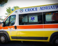 ambulanza pesaro