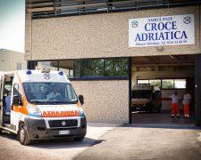 ambulanza riccione