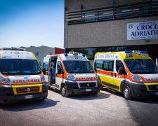 background croce adriatica servizio ambulanze misano adriatico cattolica riccione rimini morciano gabicce pesaro