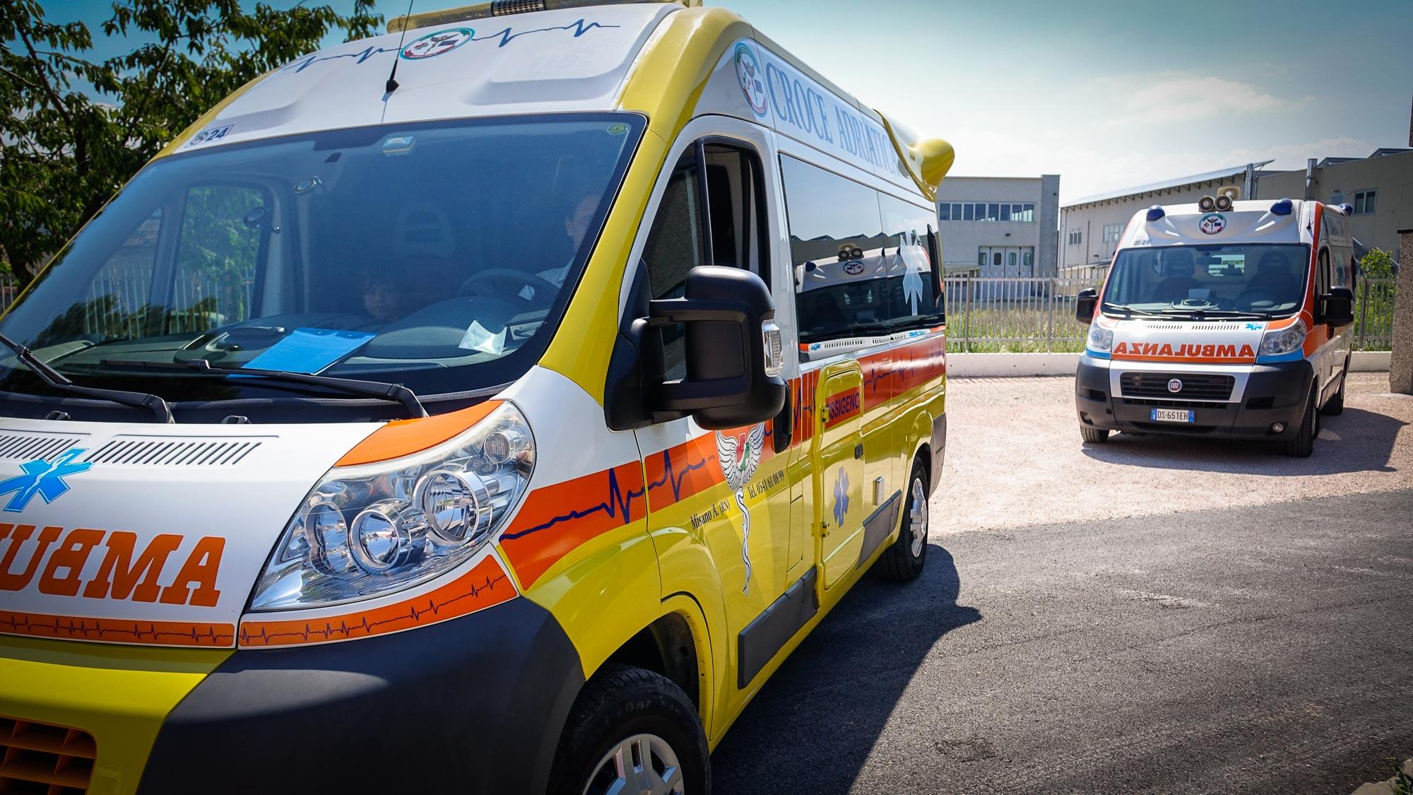 Trasporti con ambulanza